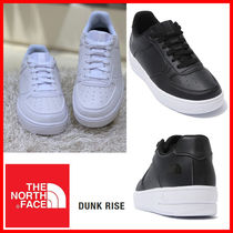 THE NORTH FACE ユニセックススニーカー DUNK RISE_NS93K37