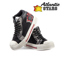 Atlantic STARS キッズスニーカー Kids Multi Grey / 送料込