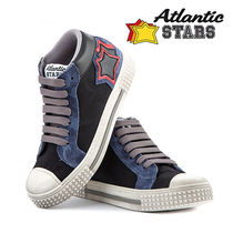 Atlantic STARS キッズスニーカー Kids Dark Blue / 送料込