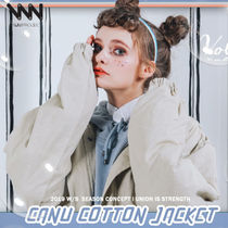 WV PROJECT ★ CANU COTTON JACKET - BEIGE - MJJK7218