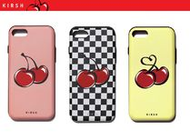 ★KIRSH★BIG CHERRY BUMPER PHONE CASE IS 3色