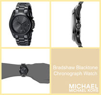 【セール】Bradshaw Blacktone Chronograph Watch