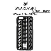 ★限定セール SWAROVSKI SLAKE PULSE ROCK IPHONE 7+ /8+ ケース