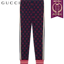 【正規品保証】GUCCI★19春夏★GG JACQUARD JOGGING PANTS