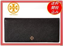 関税.送料込 Tory Burch Robinson Slim Wallet 財布