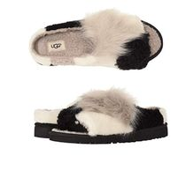 Sale!  UGG Patchwork Fluff Slide