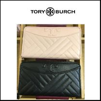 ☆即発送☆TORY BURCH ALEXA ZIP CONTINENTAL 長財布