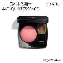日本未入荷☆CHANEL☆joues contraste☆440 Quintessence