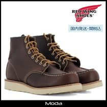Red Wing レースアップ ショートブーツ〈国内発送・関税込〉