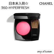 日本未入荷☆CHANEL☆joues contraste☆360-HYPERFRESH
