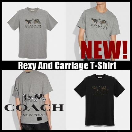 0f61aae798 『COACH』Rexy And Carriage T-Shirtシャツ