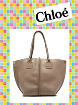 Chloe(クロエ)Vick leather tote bag