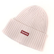 ★Supreme OVERDYED RIBBED BEANIE★ シュプリーム  LT PINK