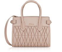 FURLA Quilted Nappa Leather Pin Cometa  バック 限定セール