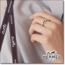 ◆HERMES◆贈り物にも Chaine d'Ancre Enchainee ring, small