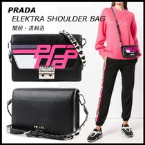 *PRADA*ELEKTRA SHOULDER BAG 関税/送料込
