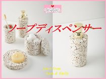 最安値保証*関税送料込【Anthro】Terrazzo Bath Collection