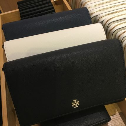 Tory Burch ショルダーバッグ・ポシェット ☆即発送☆TORY BURCH EMERSON CHAIN WALLET(8)
