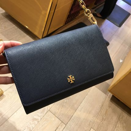 Tory Burch ショルダーバッグ・ポシェット ☆即発送☆TORY BURCH EMERSON CHAIN WALLET(10)