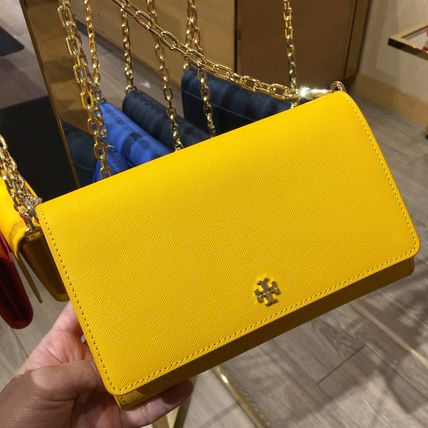 Tory Burch ショルダーバッグ・ポシェット ☆即発送☆TORY BURCH EMERSON CHAIN WALLET(11)