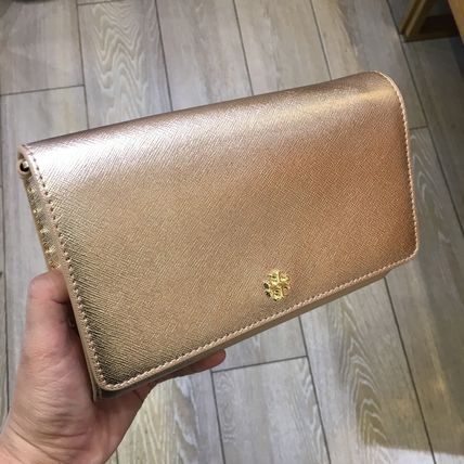 Tory Burch ショルダーバッグ・ポシェット ☆即発送☆TORY BURCH EMERSON CHAIN WALLET(4)