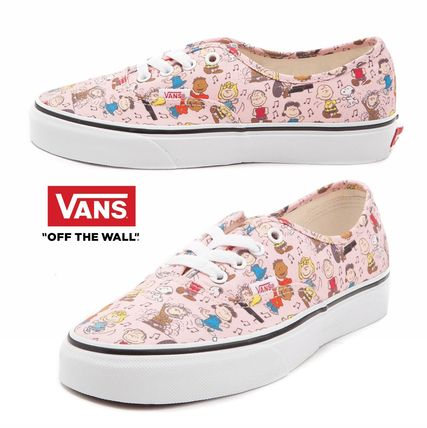 *Vans*スヌーピーコラボ Authentic Peanuts Dance Party