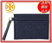関税.送料込 Tory Burch Fleming Slim Card Case 名刺入れ