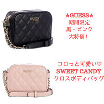Guess(ゲス) ショルダーバッグ・ポシェット ★GUESS★2色限定大特価!SWEET CANDYクロスボディバッグ