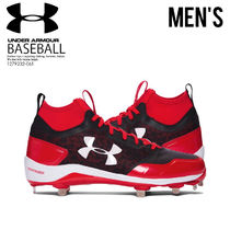 UNDER ARMOUR (アンダーアーマー ) スポーツその他 即納★希少!大人気★UNDER ARMOUR★UA HEATER MID ST/スパイク