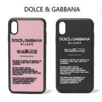 関税送料込 Dolce & Gabbana iPhone XR ケース