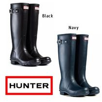 ☆HUNTER☆ Original Tall Wellington Boots レインブーツ 2色