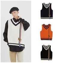日本未入荷ROMANTIC CROWNのRC Double Line Vest 全4色