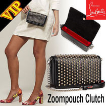 """◆◆VIP◆◆ Christian Louboutin  """"Zoompouch"""" clutch"""