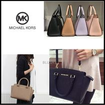 ☆即発送☆Michael Kors Selma Medium Satchel