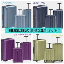 【新品】RIMOWA Salsa air aqua blue リモワ サルサ 38L 65L 91L