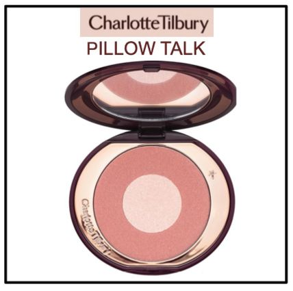 "*Charlotte Tilbury*ベストセラーCHEEK TO CHIC ""PILLOW TALK"""