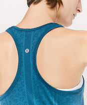 Swiftly Tech Racerback★人気定番style*Carbon Blue