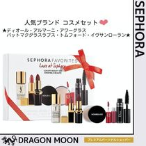 【限定】SEPHORA☆Luxury Kit 6set♡