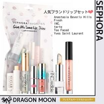 【限定】SEPHORA☆Give Me Some Shine Lip 6set♡