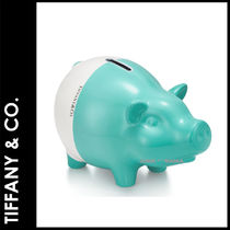 ★追跡&関税込【TIFFANY & CO】Piggy Bank
