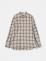 8 SECONDS(エイトセカンズ) シャツ 【8SECONDS】New Arrival 19SS Tartan Check Cotton Shirts
