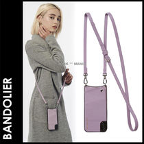 ★追跡&関税込【Bandolier】iPhone/EMMA LILAC