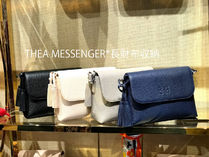 2月新作 TORY BURCH★THEA MESSENGER*長財布収納