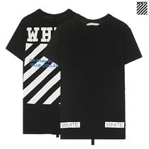 新作!Off-White 18FW OMAA002S160010021034 Tシャツ