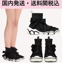 ★Red Valentino★Glam Run High Top Sneaker