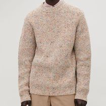 """COS MEN"" SPECKLED CHUNKY-KNIT JUMPER B/O/Y"
