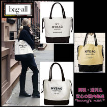 【Bag-all】NY発♡トート バッグ 3デザイン