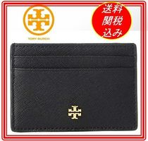 関税.送料込 Tory Burch Robinson Slim Card Case 名刺入れ
