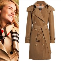 バーバリー Trench Coat Camel