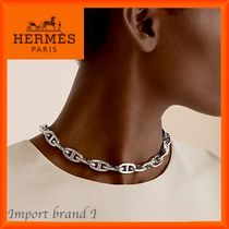 【HERMES】正規店購入品☆Anchor chain necklace, large model